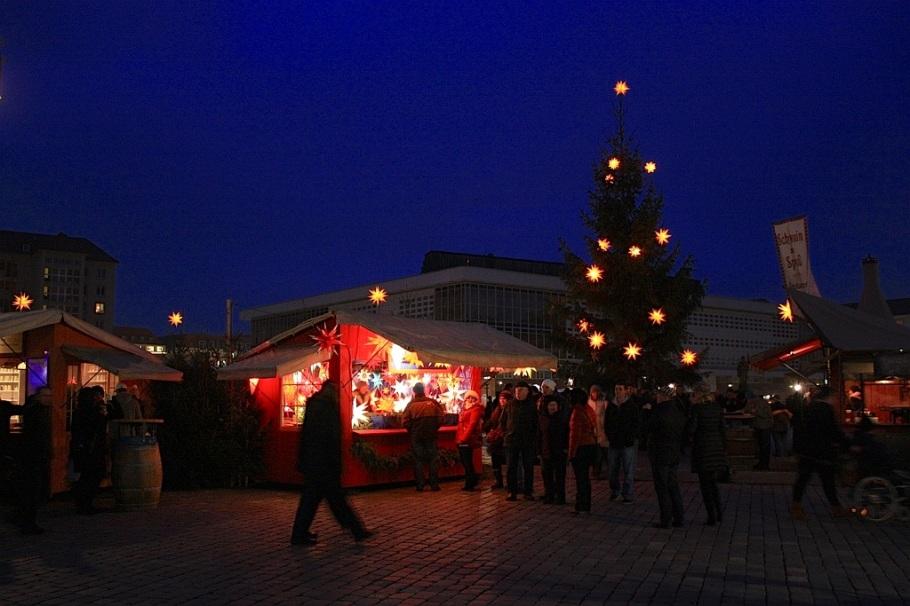 Advent auf dem Neumarkt, Weihnachtsmarkt, Christmas market, Neumarkt, Dresden, Sachsen, Saxony, Germany, myRTW, fotoeins.com