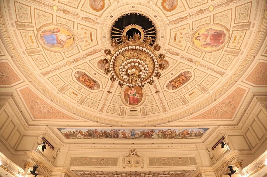 Semper Oper, Theaterplatz, Dresden, Sachsen, Germany, fotoeins.com