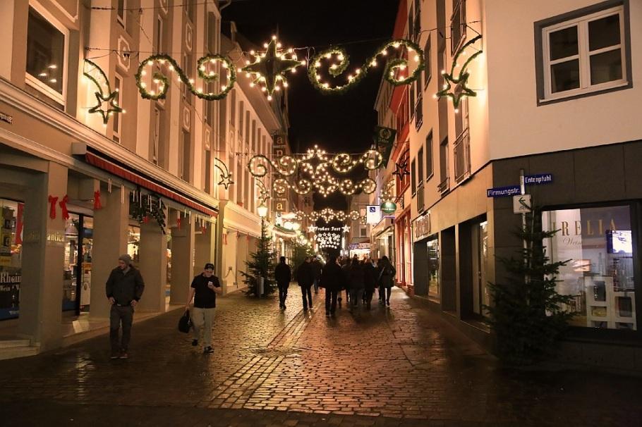Altstadt, Koblenzer Weihnachtsmarkt, Koblenz, Germany, fotoeins.com