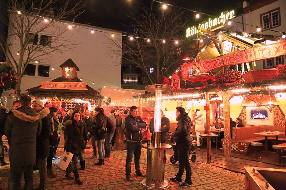 Münzplatz, Altstadt, Koblenzer Weihnachtsmarkt, Koblenz, Germany, fotoeins.com