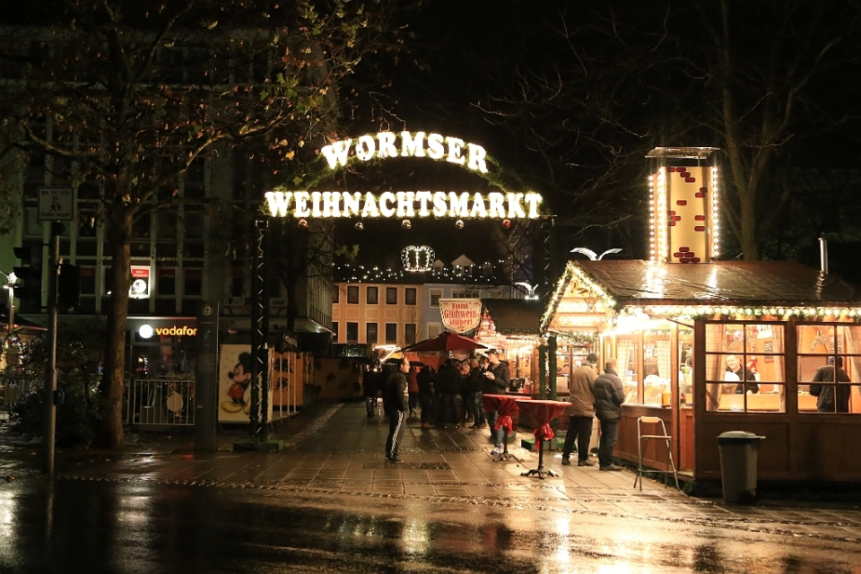 Obermarkt, Wormser Weihnachtsmarkt, Worms, Germany, fotoeins.com
