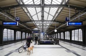 Westkreuz, Ringbahn, S-Bahn Berlin, Westend, Berlin, Germany, fotoeins.com