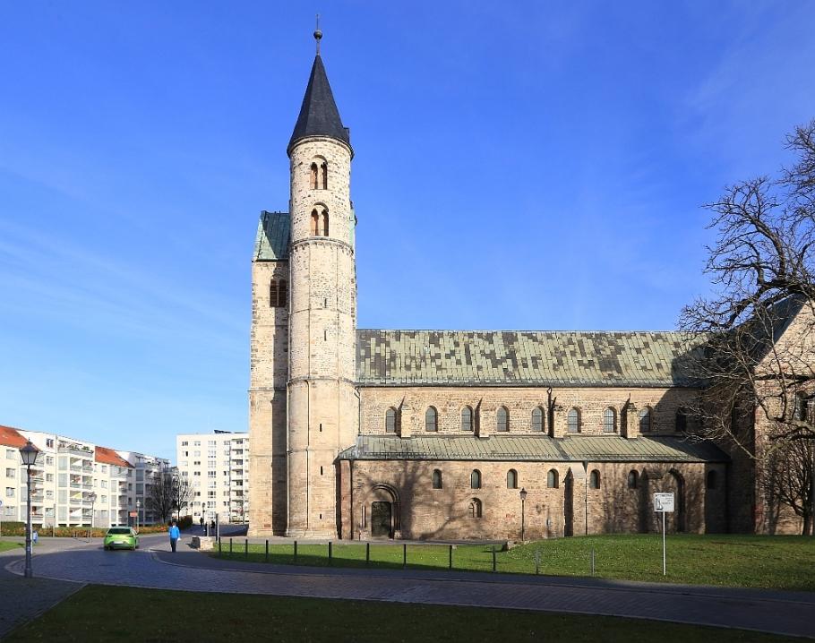 Kloster Unser Lieben Frauen, Magdeburg, Sachsen-Anhalt, Germany, fotoeins.com