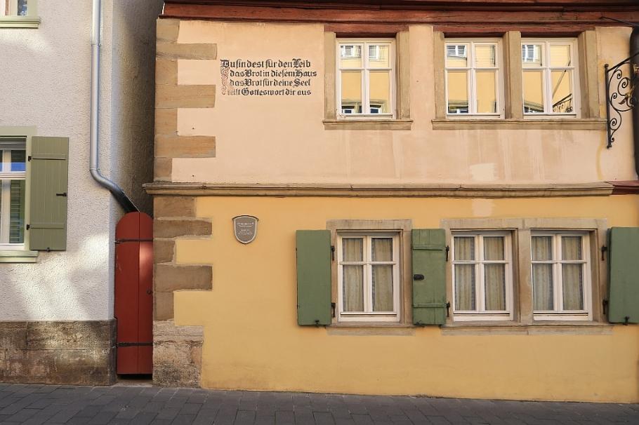Feuerleinserker, Feuerleins Oriel, Klingengasse 9, Rothenburg ob der Tauber, Middle Franconia, Mittelfranken, Bayern, Bavaria, Germany, fotoeins.com