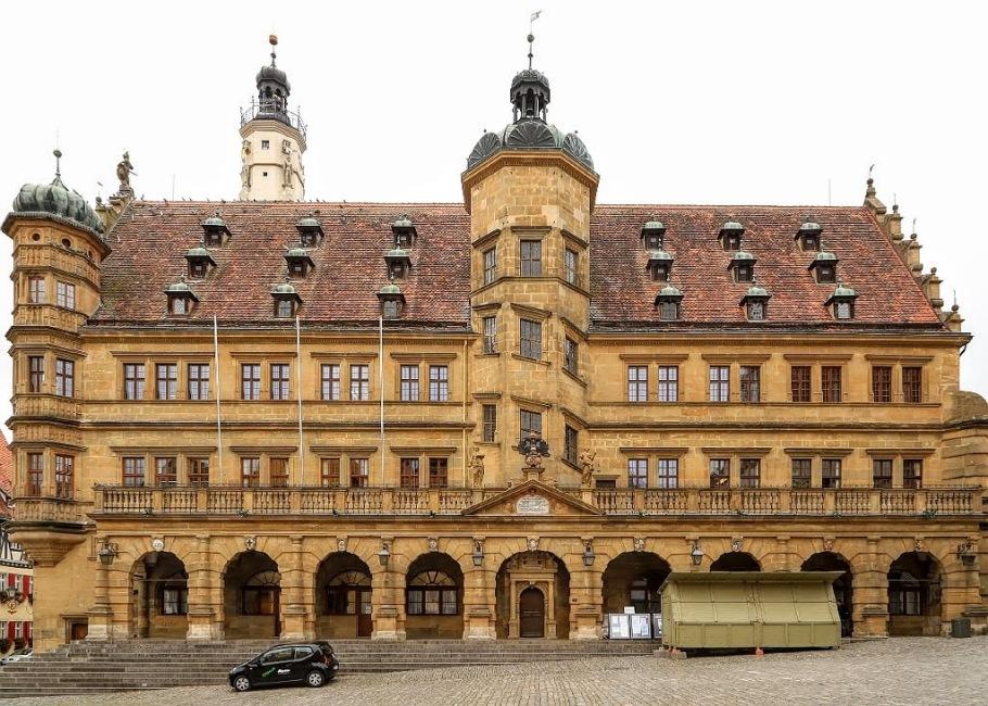 Rothenburg ob der Tauber, Middle Franconia, Mittelfranken, Bayern, Bavaria, Germany, fotoeins.com