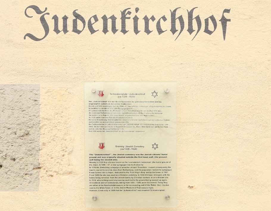 Schrannenplatz 17/18, Rothenburg ob der Tauber, Germany, fotoeins.com