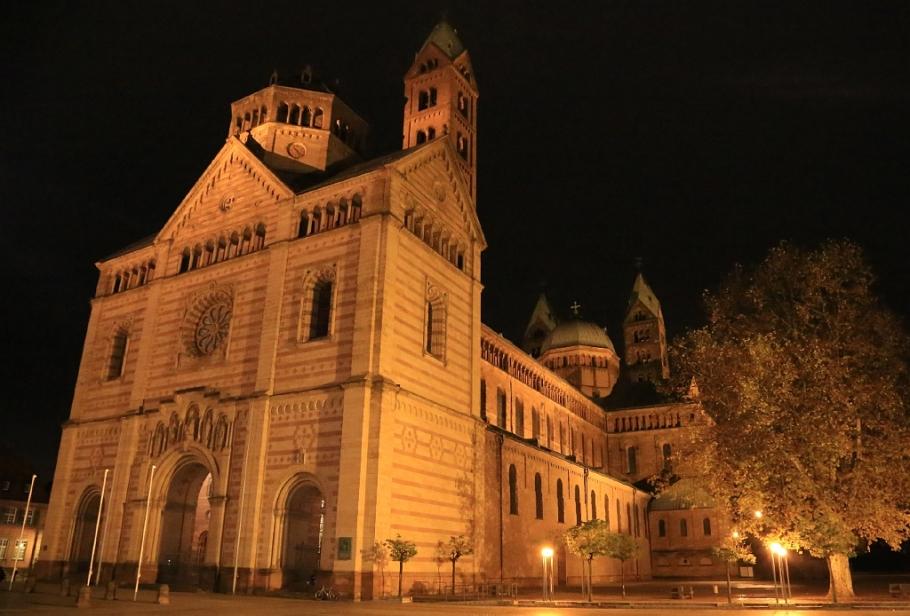 Kaiserdom, Speyer Cathedral, Domplatz, Speyer, Germany, UNESCO World Heritage Site, fotoeins.com