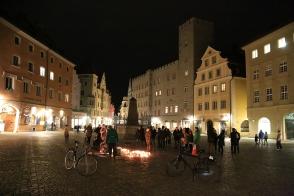 Haidplatz, Altstadt, Regensburg, Bayern, Bavaria, Germany, fotoeins.com