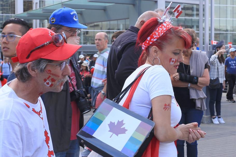 Canada Day 2016, Canada Place, Vancouver Convention Centre, Vancouver, BC, Canada, fotoeins.com