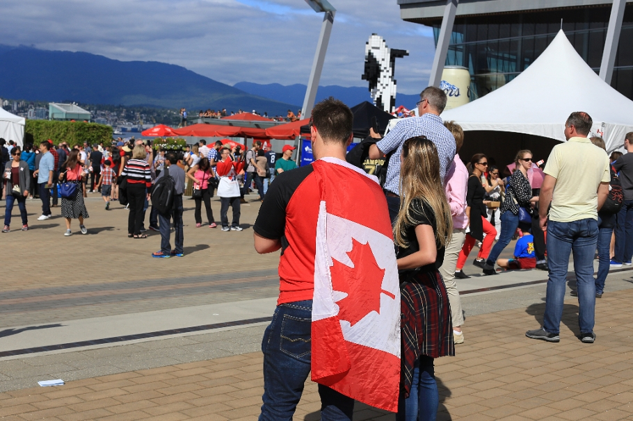 Canada Day 2016, Canada Place, Vancouver Convention Centre, Vancouver, BC, Canada, fotoeins.com