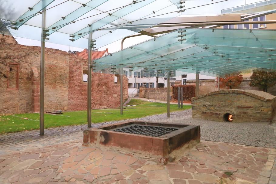 Judenhof, Speyer, Rheinland-Pfalz, Rhineland-Palatinate, Germany, fotoeins.com