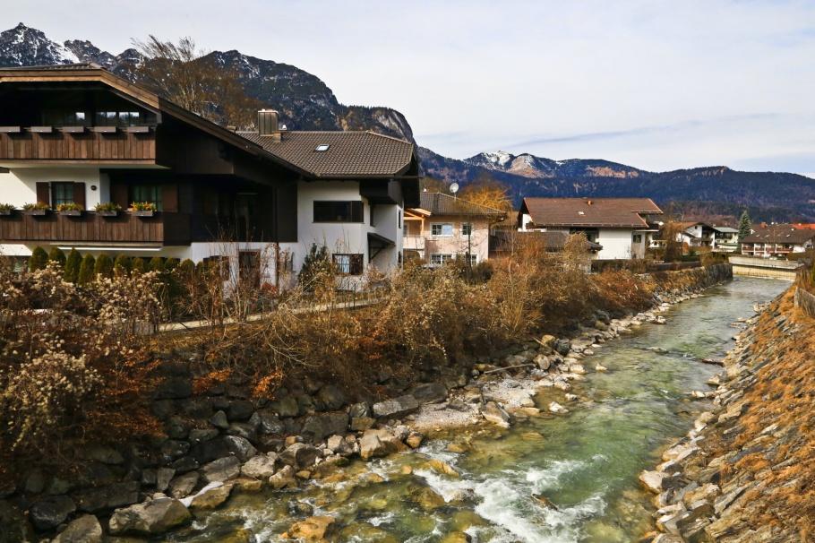 Partnach, Partnach river, Werdenfelser Land, Garmisch-Partenkirchen, Oberbayern, Upper Bavaria, Bayern, Bavaria, Germany, Deutschland, fotoeins.com