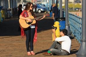 Santa Monica Pier, Santa Monica, CA, USA, myRTW, fotoeins.com