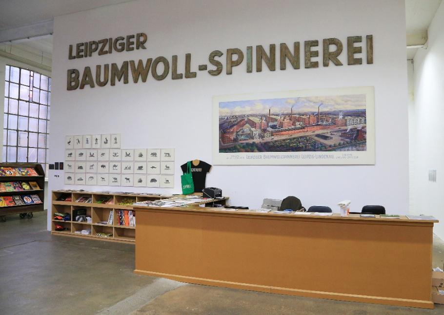 Spinnerei, Leipzig, Sachsen, Saxony, Germany, fotoeins.com
