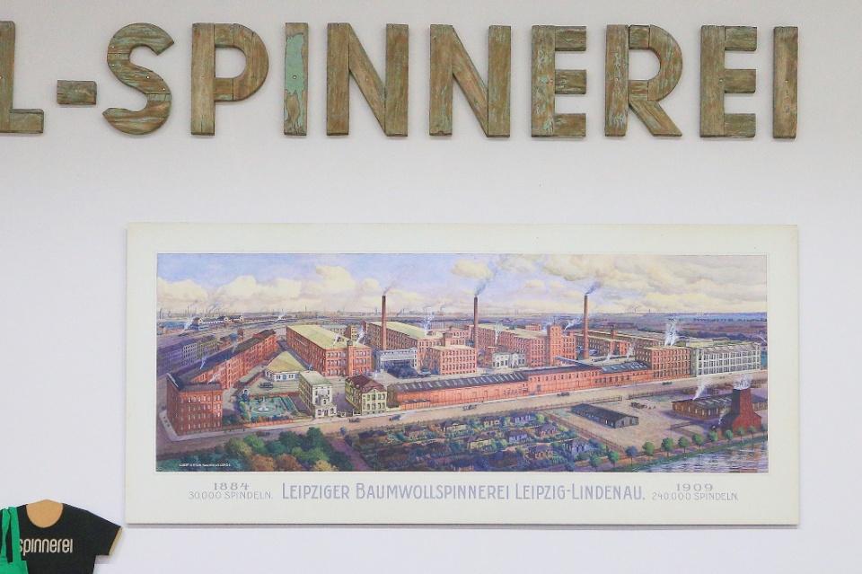 Whs Leipzig leipzig spinnerei from cotton mill to arts centre fotoeins fotografie