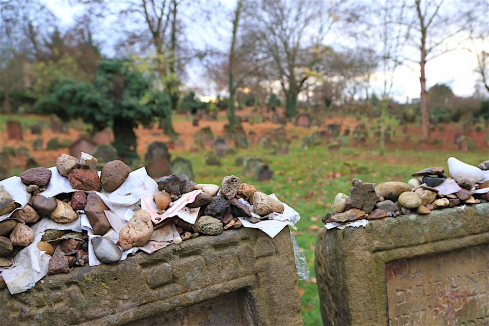 Juedischer Friedhof, Heiliger Sand, Jewish Cemetery, Holy Sand, Worms, Rheinland-Pfalz, Rhineland-Palatinate, Germany, fotoeins.com