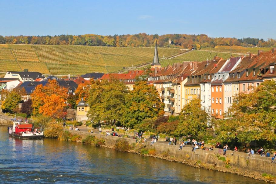 Alte Mainbrücke, Main river, Würzburg, Bayern, Bavaria, Germany, Deutschland, fotoeins.com