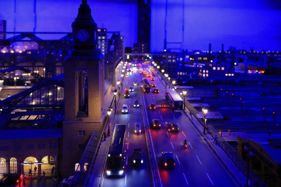 Miniatur Wunderland, MiWuLa, Miniature Wonderland, Speicherstadt, UNESCO World Heritage Site, Welterbe, Weltkulturerbe, Hamburg, Germany, fotoeins.com