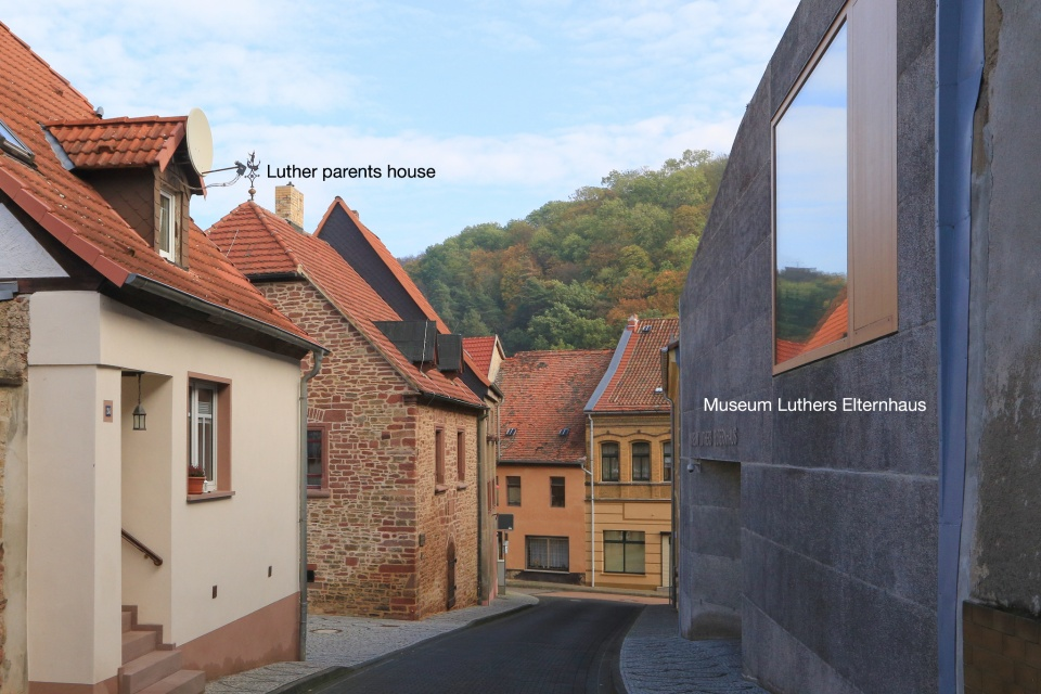 Museum Luthers Elternhaus, Martin Luther, Luther Country, Luther 2017, Reformation 2017, Reformation 500, Mansfeld, Mansfeld-Suedharz, Mansfelder Land, Saxony-Anhalt, Germany, fotoeins.com