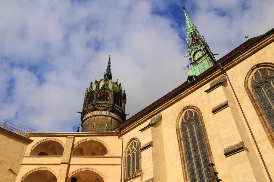 Whs Leipzig wittenberg schlosskirche castle church unesco whs fotoeins