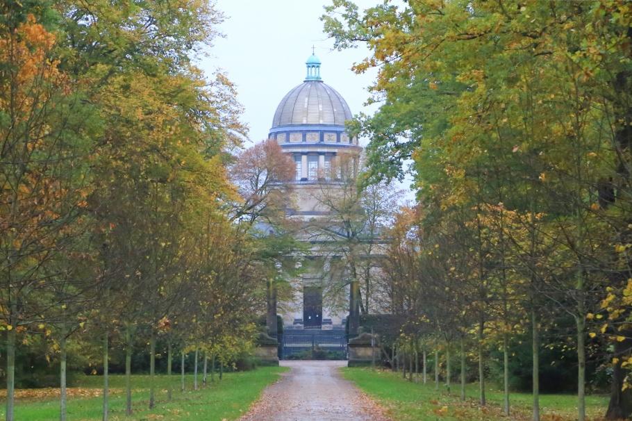 Mausoleum, Tierpark Dessau, Georgium, Dessau, Dessau-Rosslau, Saxony-Anhalt, Sachsen-Anhalt, Germany, UNESCO, World Heritage, fotoeins.com