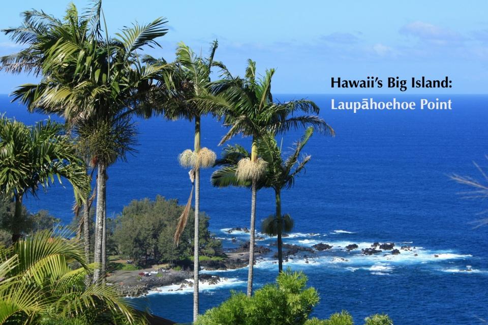 Laupahoehoe Point, Laupahoehoe, Hamakua Coast, Big Island, Hawaii, USA, myRTW, fotoeins.com