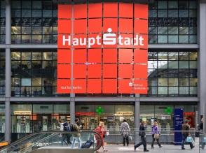 Berlin Hauptbahnhof, Germany, fotoeins.com