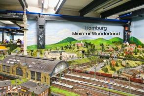 Miniatur Wunderland, MiWuLa, Miniature Wonderland, Speicherstadt, UNESCO World Heritage Site, Welterbe, Weltkulturerbe, Hamburg, Germany, Deutschland, fotoeins.com