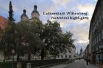 Stadtkirche, Schlosskirche, Lutherstadt Wittenberg, Wittenberg, Saxony-Anhalt, Sachsen-Anhalt, Germany, UNESCO World Heritage Site, fotoeins.com