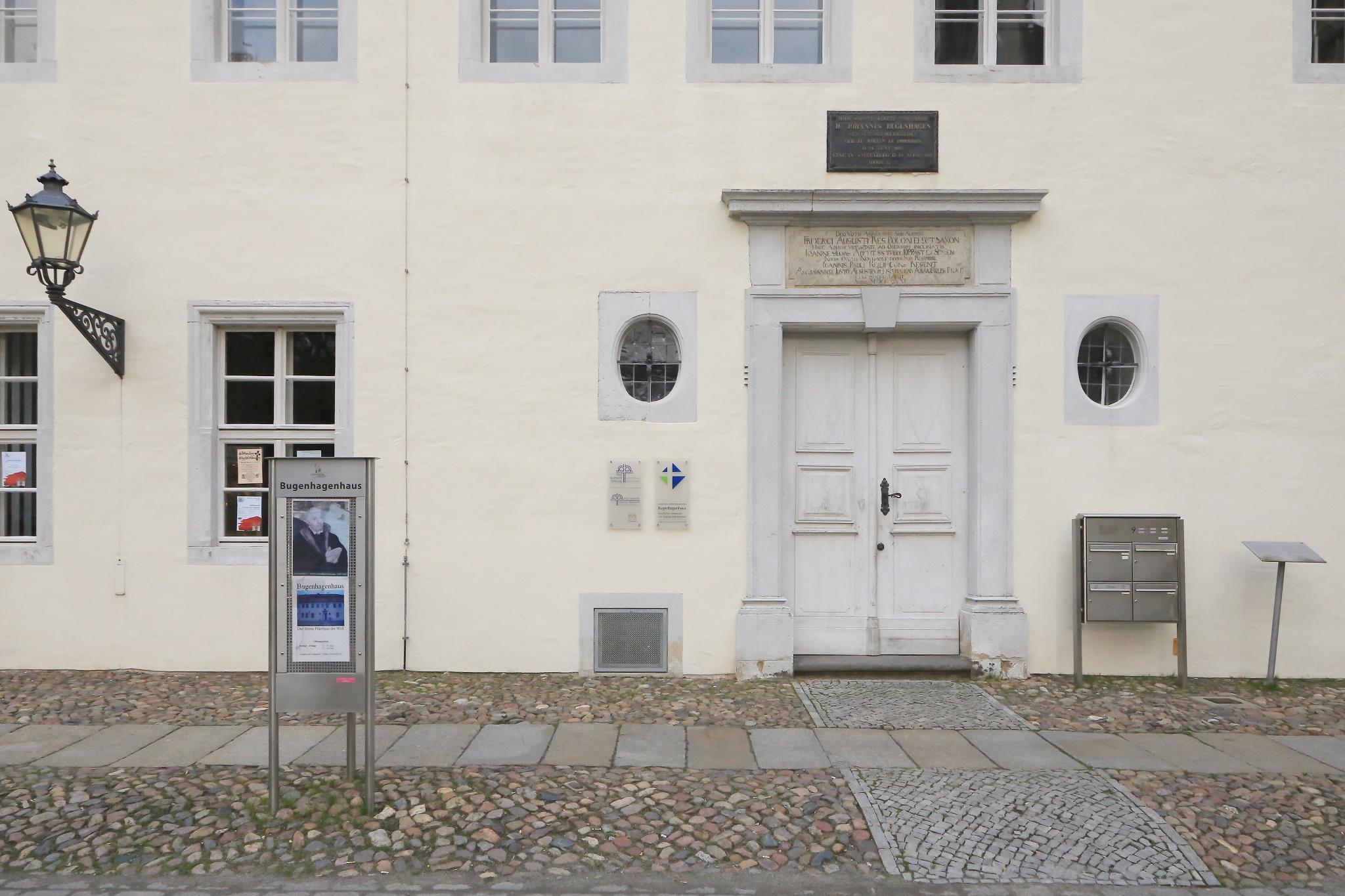 Johannes Bugenhagen Doktor Pomeranus Lutherstadt Wittenberg Wittenberg Saxony-Anhalt Sachsen & Lutherstadt Wittenberg: townu0027s 13 historical highlights