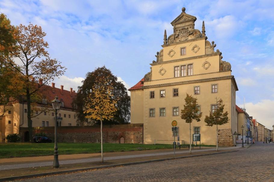 Lutherhaus, Lutherstadt Wittenberg, Wittenberg, Saxony-Anhalt, Sachsen-Anhalt, Germany, fotoeins.com