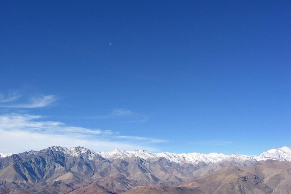 Cerro Tololo Interamerican Observatory, Cerro Tololo, Region de Coquimbo, Chile, fotoeins.com