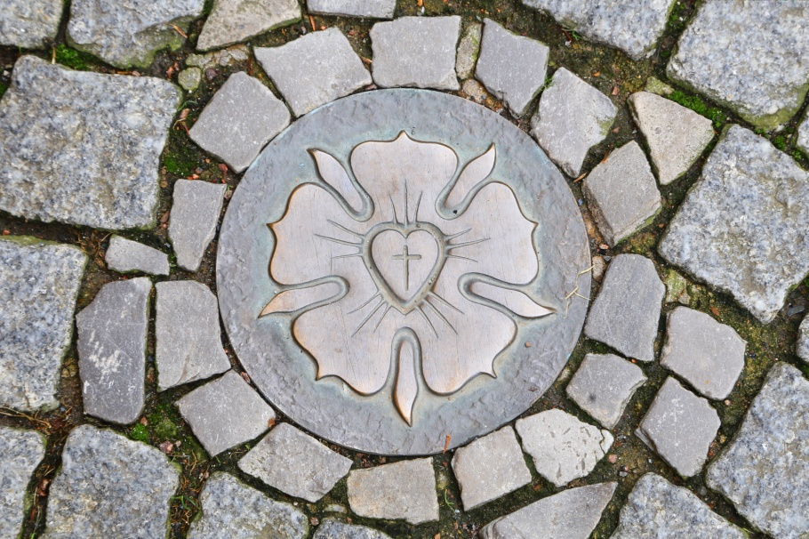 Hotel Graf von Mansfeld, Eisleben, Lutherstadt Eisleben, Saxony-Anhalt, Sachsen-Anhalt, Germany, UNESCO, World Heritage Site, fotoeins.com