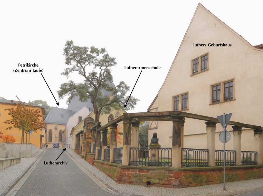 Whs Leipzig eisleben unesco whs luther s birth and fotoeins