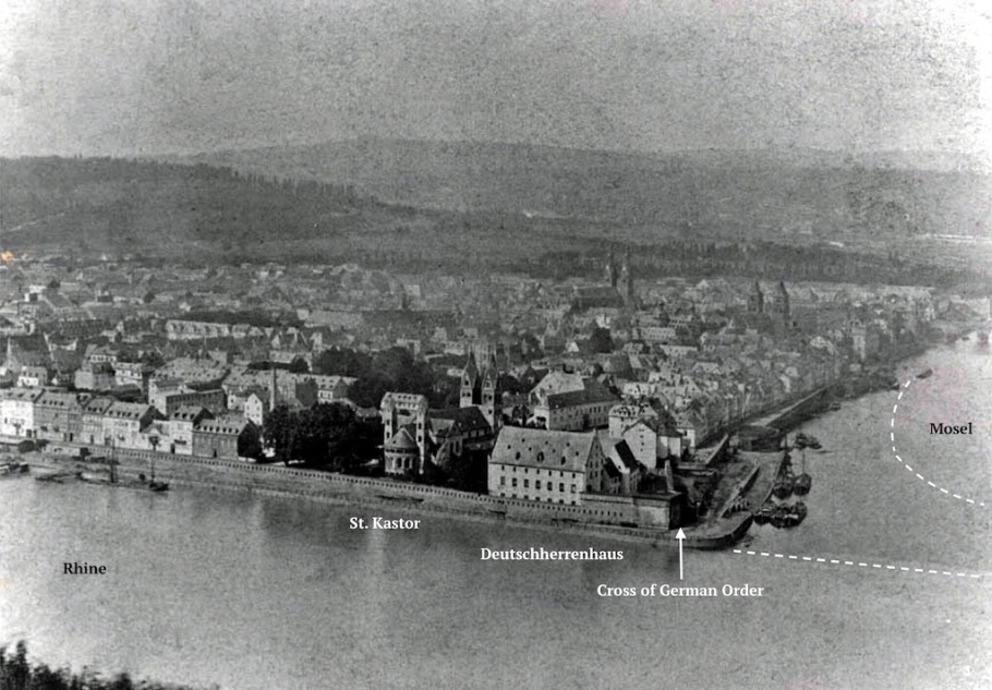 Stadtarchiv Koblenz