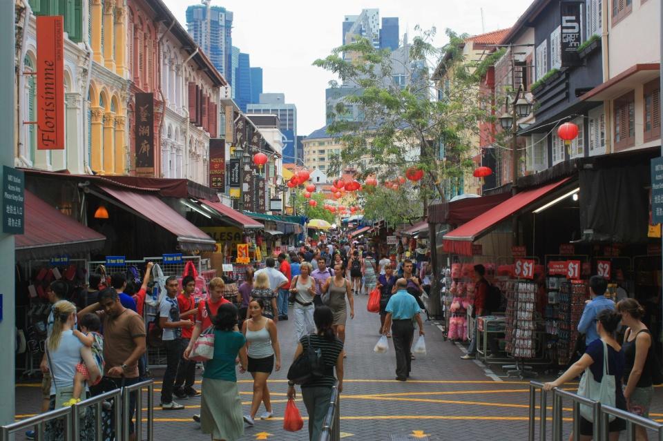 Singapore Chinatown, Singapore, Chinatown, Pagoda Street, myRTW, fotoeins.com