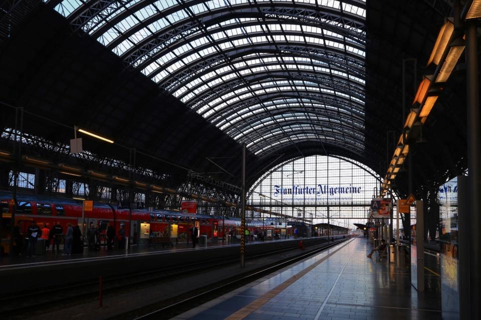 Frankfurt am Main Hauptbahnhof, central station, Hauptbahnhof, Frankfurt am Main, Germany, fotoeins.com