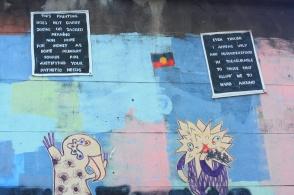 street art, Hosier Lane, Melbourne CBD, CBD, Melbourne, Australia, fotoeins.com, myRTW
