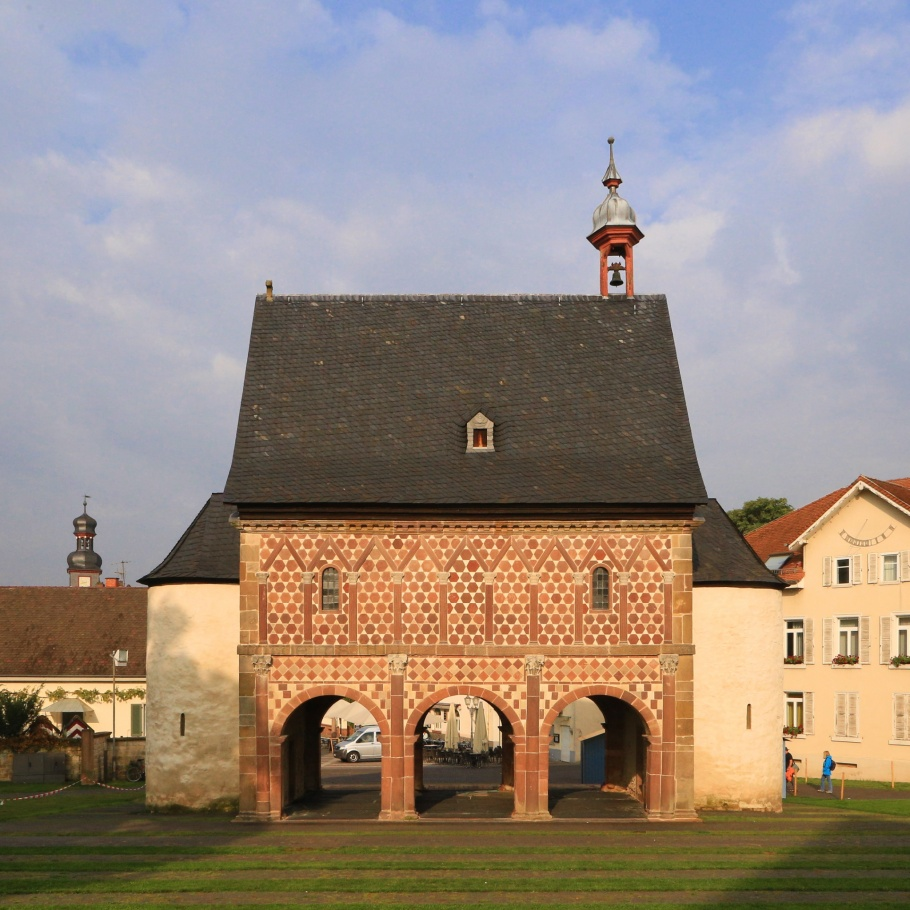 Lorsch abbey, Lorsch, Hessen, Germany, UNESCO, World Heritage, fotoeins.com