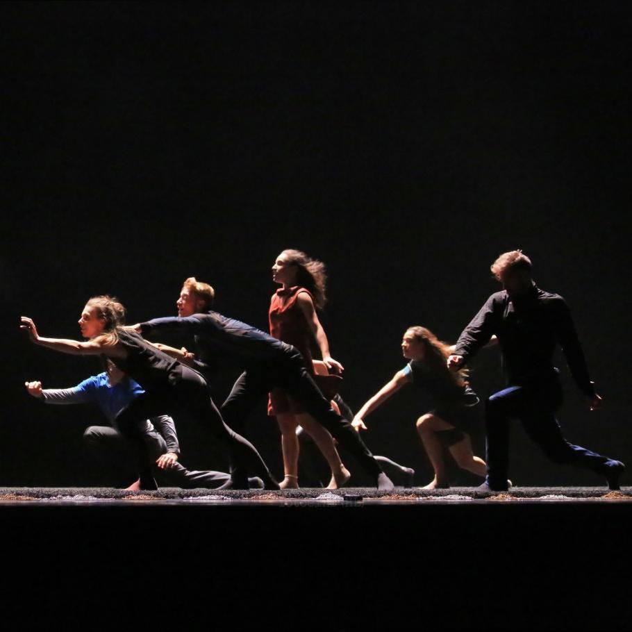 B.R.I.S.A., Johan Inger, Ballet BC, Emily Molnar, Ballet BC 32 One, Season 32, Program 1, Queen Elizabeth Theatre, Vancouver, BC, Canada, fotoeins.com