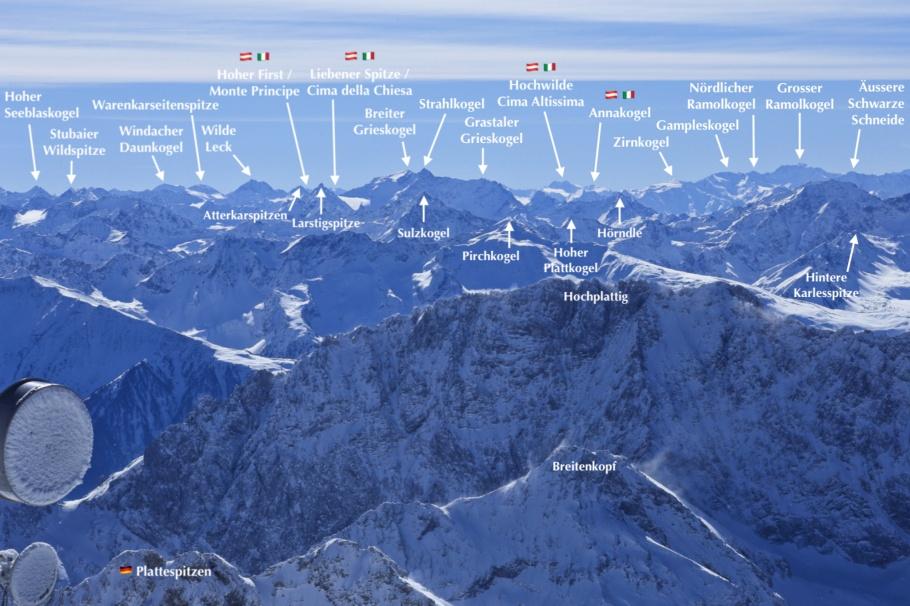 Alps, Austria, Italy, Switzerland, Zugspitze, Germany, fotoeins.com