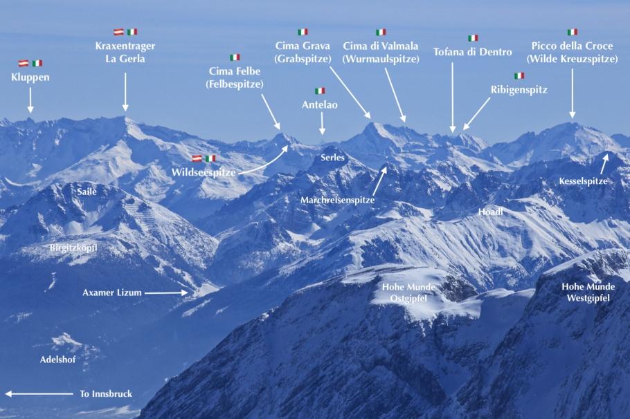 Alps, Austria, Italy, Zugspitze, Germany, fotoeins.com