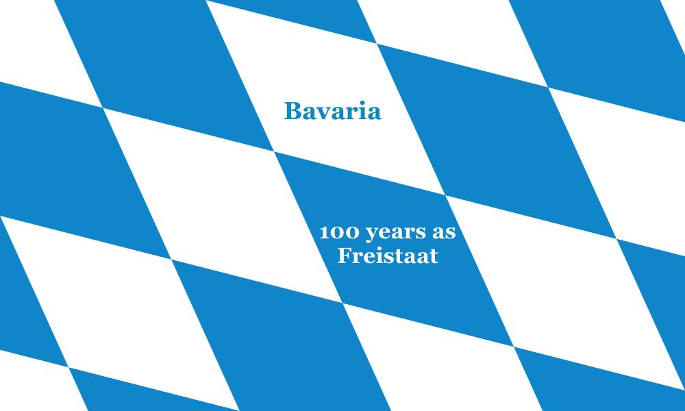 Bavaria 2018: 100 years of statehood