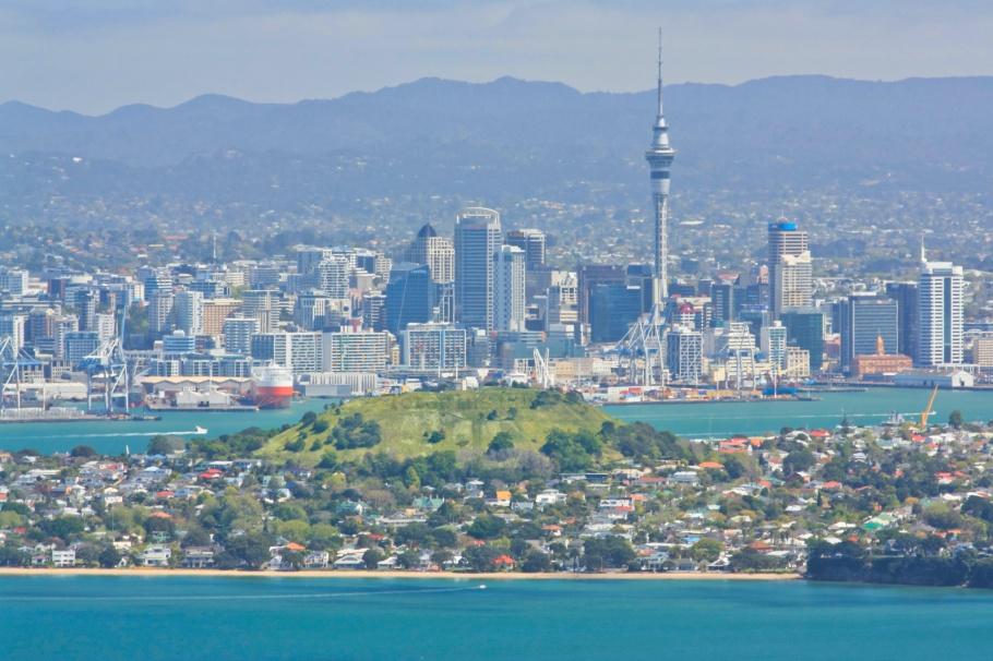 Rangitoto Island, Auckland, North Island, Te Ika a Maui, Aotearoa, New Zealand, fotoeins.com