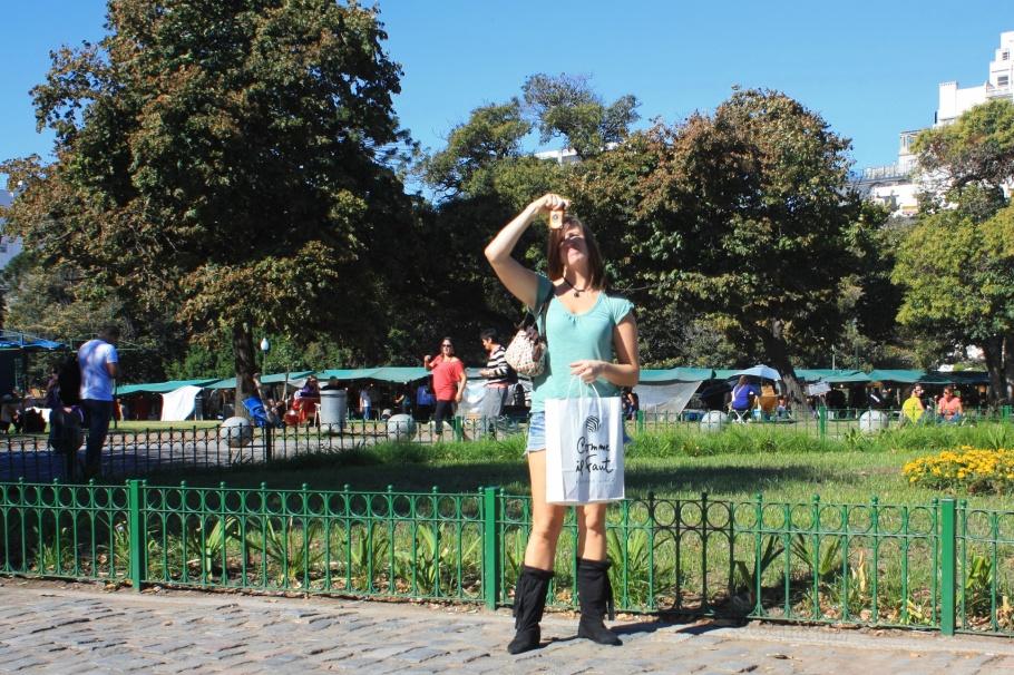 Face in the Crowd, Parroquia Nuestra Señora del Pilar, Plaza 12 de octubre, Pilar, Buenos Aires, Argentina, fotoeins.com