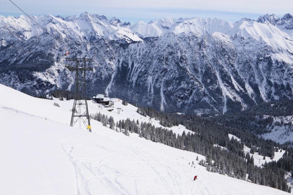 Fellhorn, Allgaeuer Alps, Oberstdorf, Bavaria, Bayern, Germany, fotoeins.com