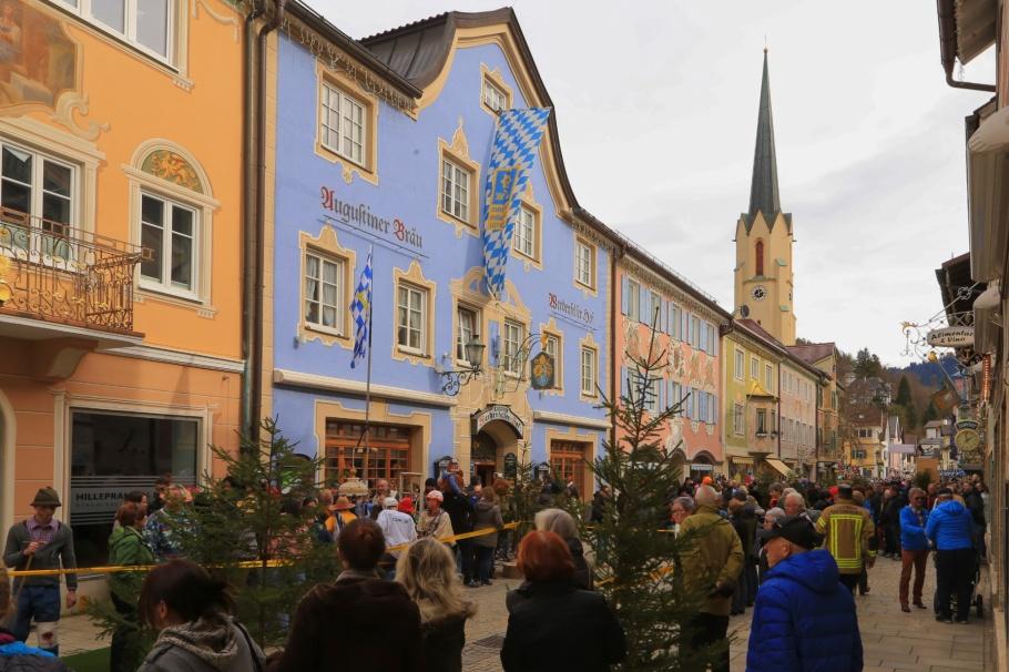 Maschkera, Fosnocht, Fasching, Garmisch-Partenkirchen, Bavaria, Bayern, Germany, fotoeins.com