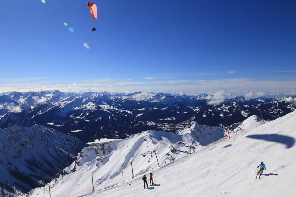 Nebelhorn, winter, skiing, Allgaeu, Allgaeuer Alps, Alps, Oberstdorf, Swabia, Schwaben, Bavaria, Bayern, Germany, fotoeins.com