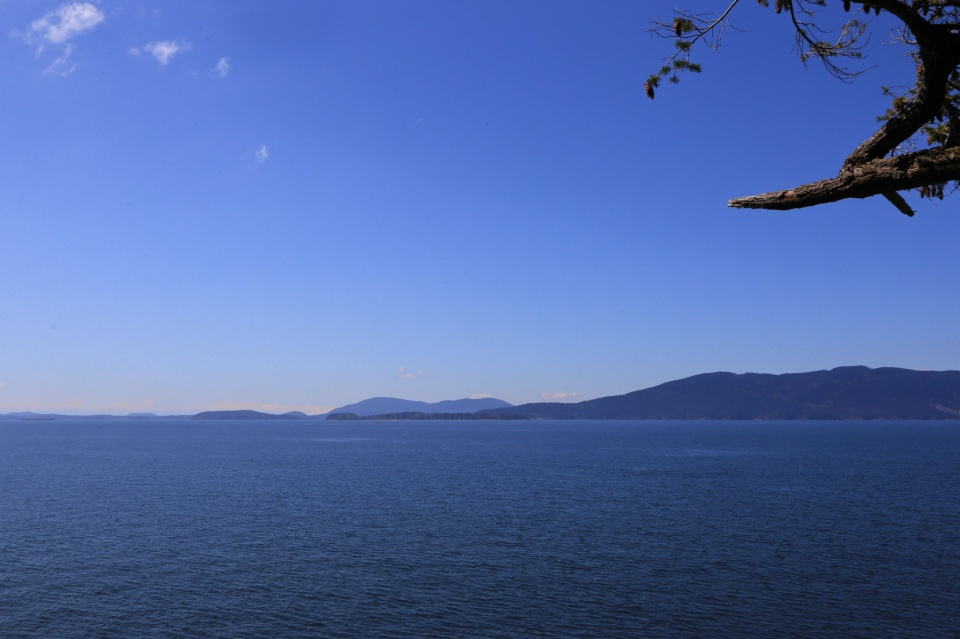 Clark's Point, Bellingham Bay, Lummi Island, Samish Bay, Puget Sound, Salish Sea, Pacific Northwest, PNW, Bellingham, Washington, USA, fotoeins.com