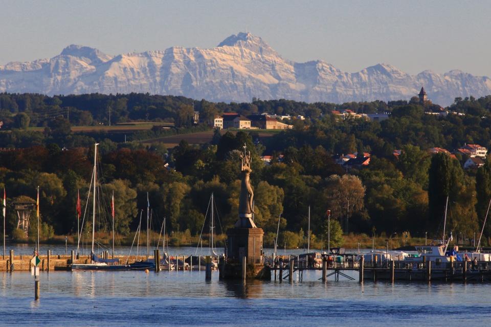 Säntis, Imperia, Bodensee, Lake Constance, Konstanz, Baden-Württemberg, Germany, fotoeins.com